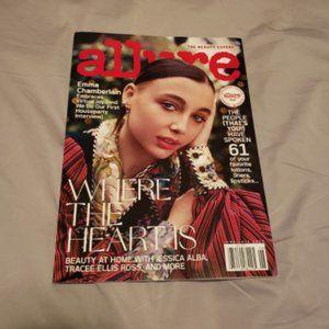 emma chamberlain allure magazine (june/july 2020)
